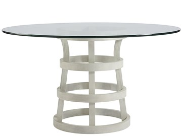 Glasstop Dining Table