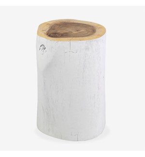 Cecile Wood Accent Table