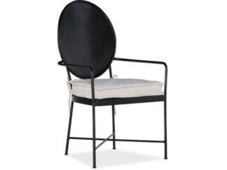 Metal Arm Chair