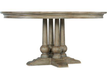 Del Mondo Round Dining Table