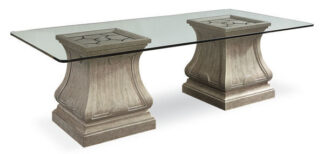 Arch Salvage - Leoni Rectangular Dining Table