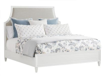 Inverness Upholstered Bed 6/6 King