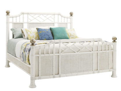 Pritchards Bay Panel Bed 6/6 King