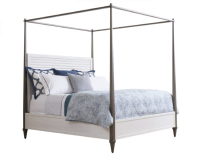Coral Gables Poster Bed 6/6 King