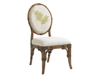Gulfstream Oval Back Side Chair
