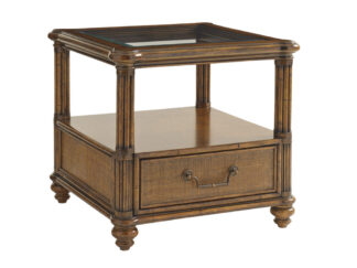 Bimini Square End Table