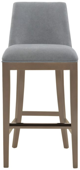 Bailey Bar Stool (Smoke finish)