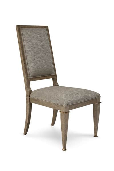 Cityscapes - Bleecker Uph Back Side Chair