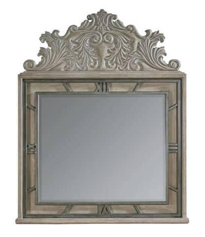 Arch Salvage - Benjamin Mirror - Parch
