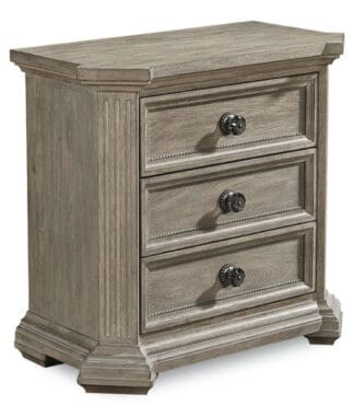 Arch Salvage - Cady Nightstand - Parch