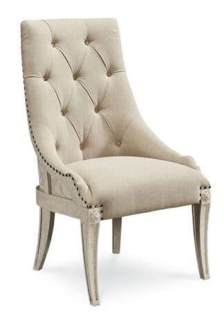 Arch Salvage - Reeves Host Chair - Cirrus