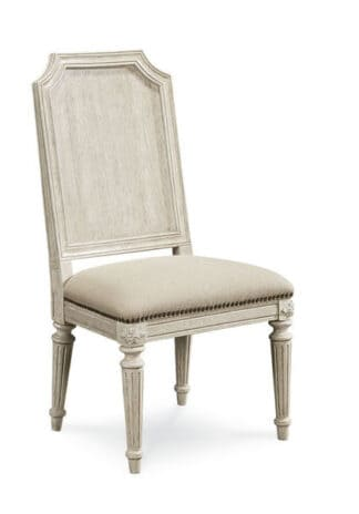 Arch Salvage - Mills Side Chair - Cirrus