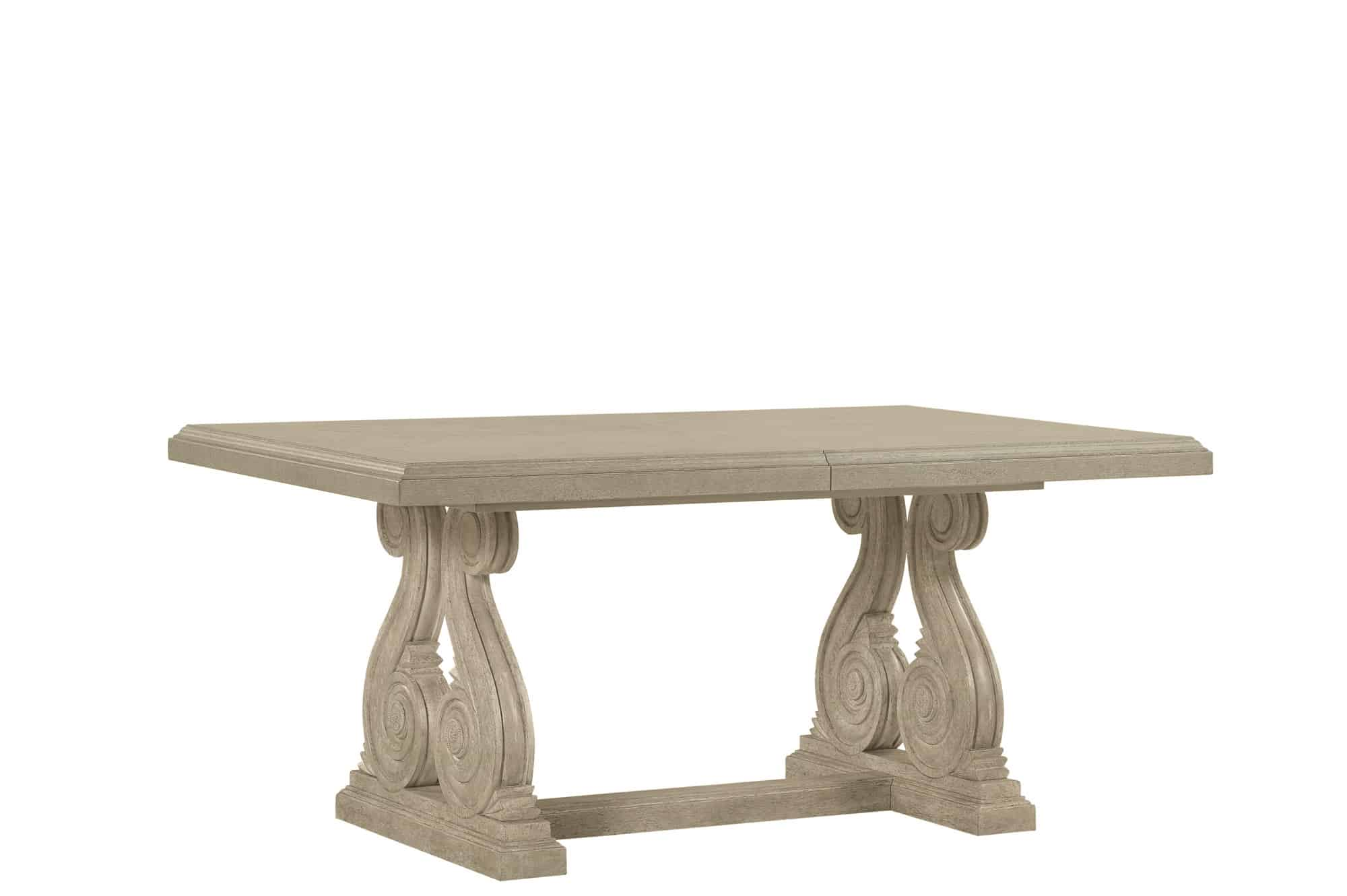 Arch Salvage - Rectangular Dining Table - Parch
