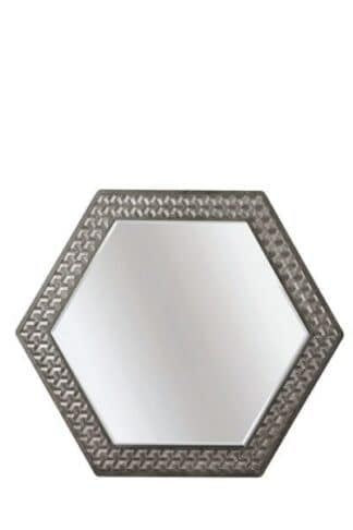Geode - Citrine Mirror