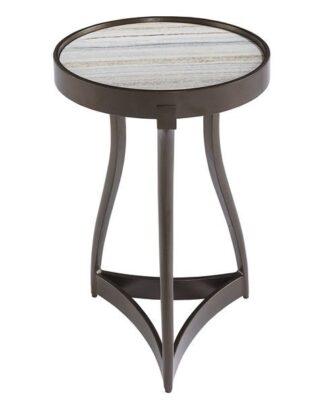 Geode - Quartz Martini Table