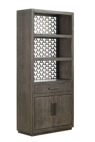 Geode - Tourmaline Door Bookcase