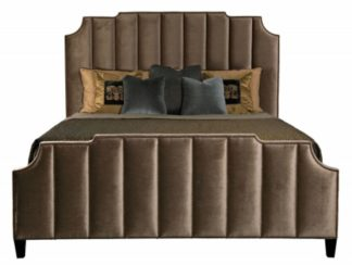 Bayonne Upholstered California King Bed Footboard
