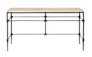 Ellsworth Metal Console Table Base