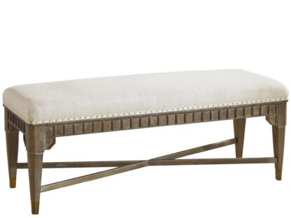 Bed End Bench (Dark)