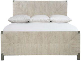 Alannis Woven Queen Panel Bed