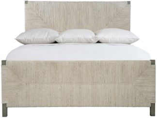 Alannis Woven King Panel Bed