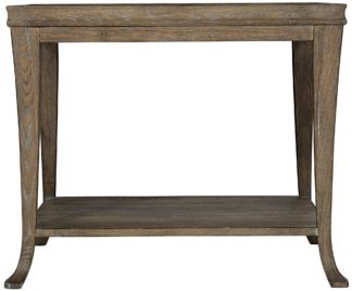 End Table (Peppercorn finish)