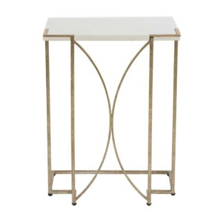 Audrey C Table - Silver