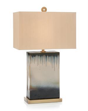 Drip Glaze Table Lamp